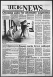 The BG News January 21, 1983