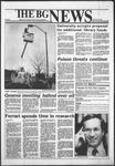 The BG News January 25, 1983