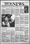 The BG News January 27, 1983