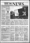 The BG News February 9, 1983