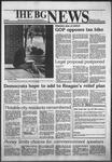The BG News February 15, 1983
