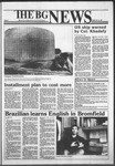 The BG News February 18, 1983