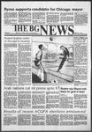 The BG News February 24, 1983