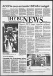 The BG News March 22, 1983