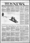 The BG News March 23, 1983