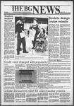 The BG News April 7, 1983