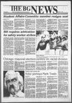 The BG News April 13, 1983