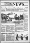 The BG News April 19, 1983