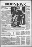 The BG News April 21, 1983