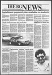 The BG News July 20, 1983