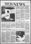 The BG News August 10, 1983