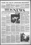 The BG News August 17, 1983