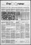The BG News September 27, 1983