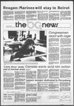 The BG News October 25, 1983