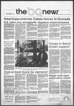 The BG News October 28, 1983