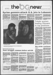 The BG News November 11, 1983