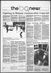 The BG News November 16, 1983