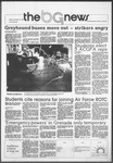 The BG News November 18, 1983
