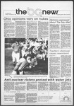 The BG News November 22, 1983