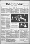 The BG News December 13, 1983