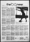 The BG News January 25, 1984