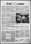 The BG News January 27, 1984