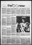 The BG News February 7, 1984