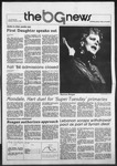 The BG News March 6, 1984