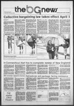 The BG News March 28, 1984