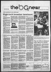 The BG News April 6, 1984