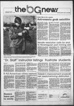 The BG News April 11, 1984