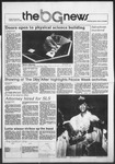 The BG News April 17, 1984
