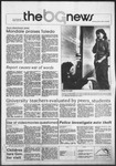 The BG News April 20, 1984