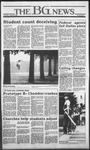 The BG News August 30, 1984