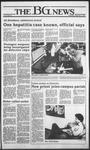 The BG News September 12, 1984