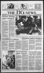 The BG News September 18, 1984