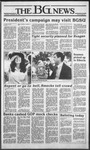 The BG News September 20, 1984