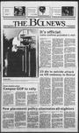 The BG News September 21, 1984