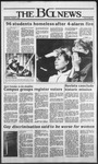 The BG News October 3, 1984