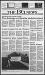 The BG News October 5, 1984