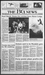 The BG News October 9, 1984