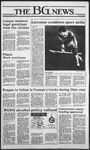 The BG News October 11, 1984