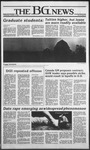 The BG News October 17, 1984
