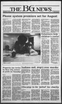 The BG News November 1, 1984