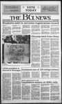The BG News November 6, 1984