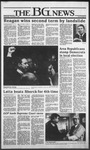 The BG News November 7, 1984