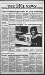 The BG News November 29, 1984