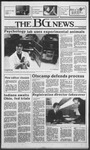 The BG News November 30, 1984
