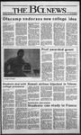The BG News December 6, 1984