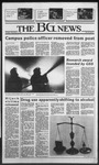 The BG News December 11, 1984